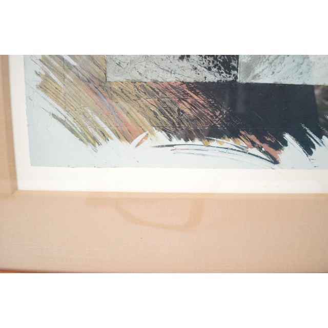 Modern Framed Print Signed by Laddie John Dill - Image 6 of 6
