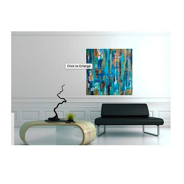 Bryan Boomershine Abstract Painting - Image 3 of 5