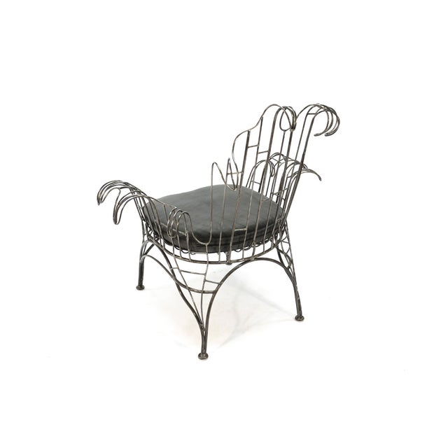 Organic Baroque Chair by Tony Duquette - Image 6 of 7