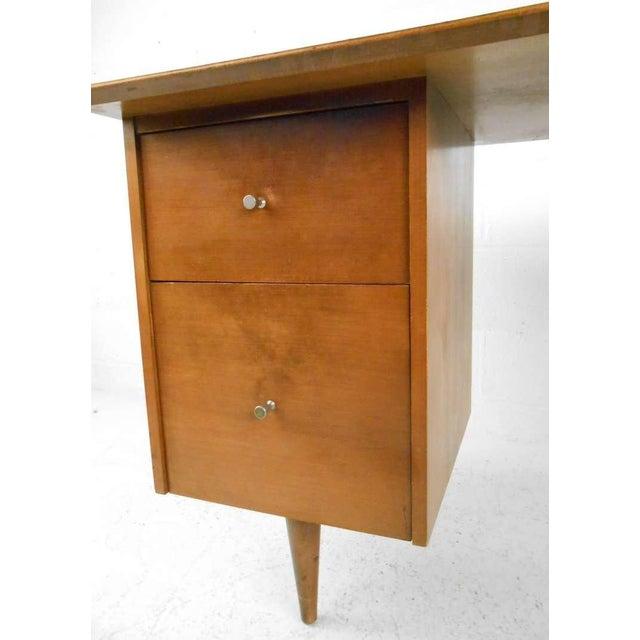 Mid-Century Modern Paul McCobb Desk - Image 4 of 6