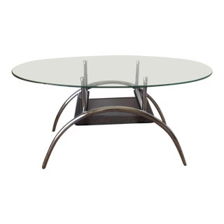 Contempoary Coffee Table/Glass Table