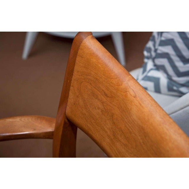 Set of Six Heywood-Wakefield Dining Chairs - Image 8 of 10
