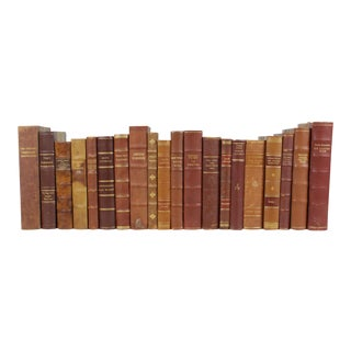 Leather-Bound Books S/20