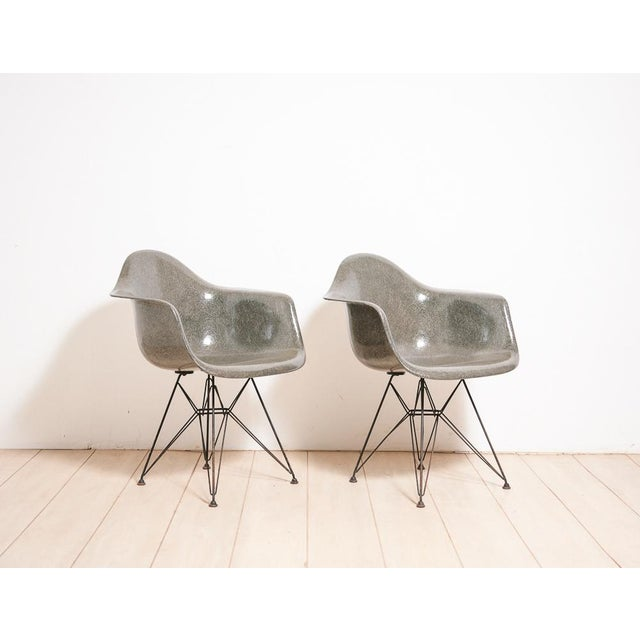 2nd Generation 1950's Eames Zenith Dar Chairs - 2 - Image 3 of 10
