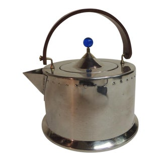 Vintage Bodum Stainless Steel Tea Kettle