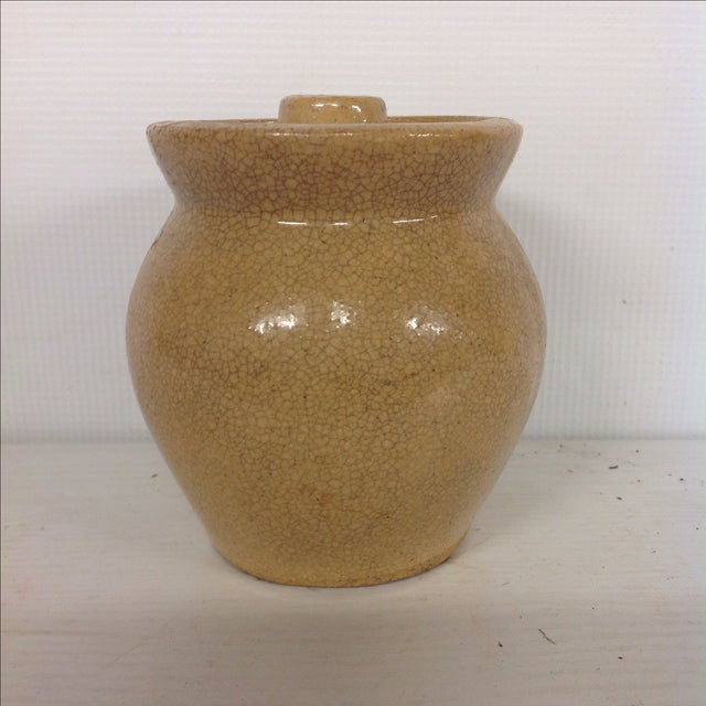Image of Small Roycroft Apothecary Jar