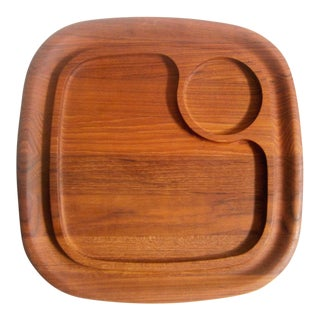 Jens Quistgaard Dansk Teak Serving Tray or Cutting Board