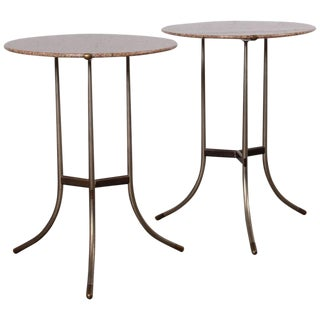 Pair of Side Tables by Cedric Hartman