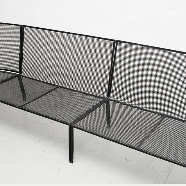 Set of Mathieu Mategot Sofa and Coffee Table, circa 1950 - Image 4 of 8