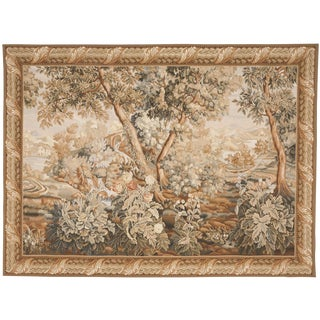 Chinese Abusson Landscape Tapestry