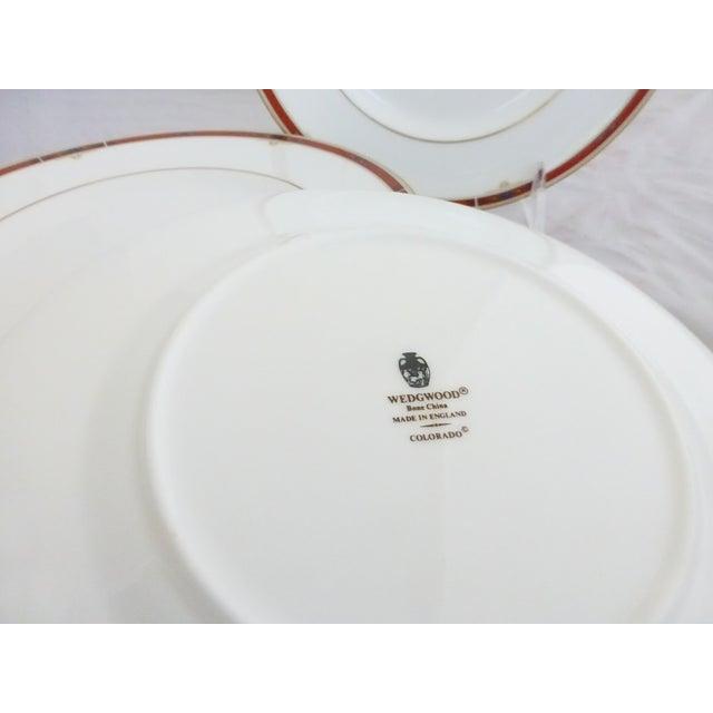 "Wedgwood ""Colorado Gold"" Salad Plates - Set of 6 - Image 5 of 5"