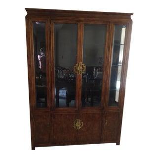 Century Furniture Chin Hua China Display Cabinet