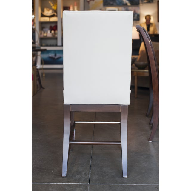 Image of Lazar Leather Counter Stools- A Pair