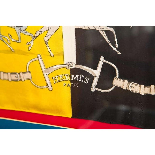 Equestrian Design Hermes Scarf - Image 2 of 6