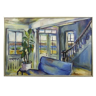 Interior Still Life Painting by Regone