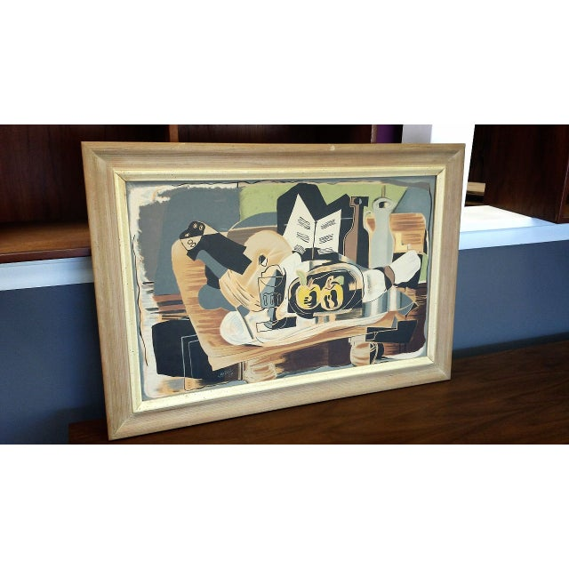 """Georges Braque """"Still Life:The Table"""" Lithograph - Image 7 of 7"""