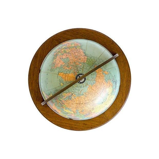Mid-Century Kittinger Floor Globe - Image 3 of 7