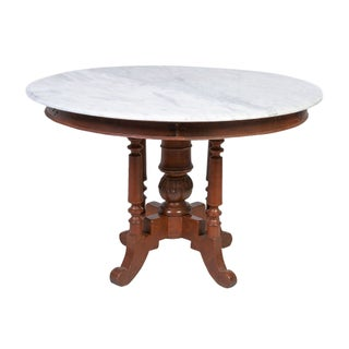 Colonial Javanese Dining Table