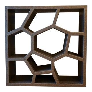 Opus Incertum Cube Shelving Unit
