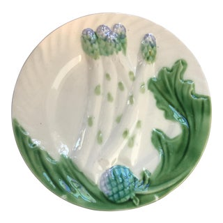 French Asparagus Plate