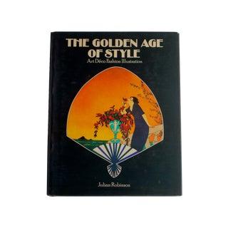 Golden Age of Style: Art Deco Fashion Illustration