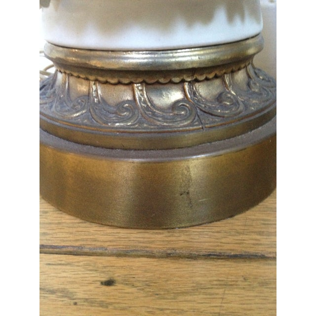 Image of Vintage Ceramic Lamps - A Pair