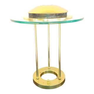 Robert Sonneman Saturn Table Lamp