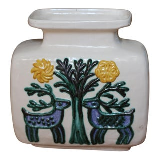 Thun Bozen Italian Ceramic Vase