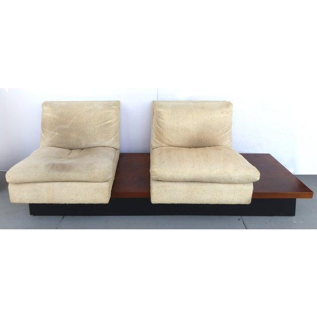 Image of Pearsall-Style Modular Platform Sofa