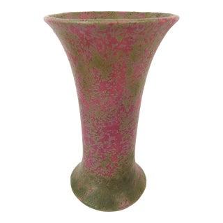 Vintage Burley-Winter Trumpet Vase