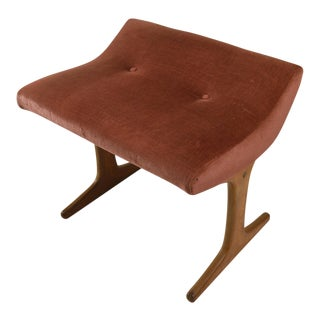 Teak Vanity Stool by G Plan