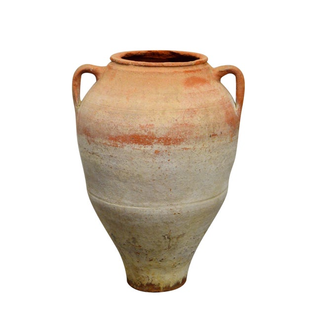 Image of Greek Antique Amphora Pottery