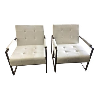 Mid-Century Inspired Chairs - A Pair
