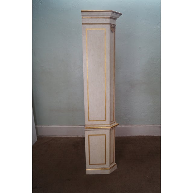 Widdicomb Hollywood Regency Style Tall Cabinet - Image 7 of 10