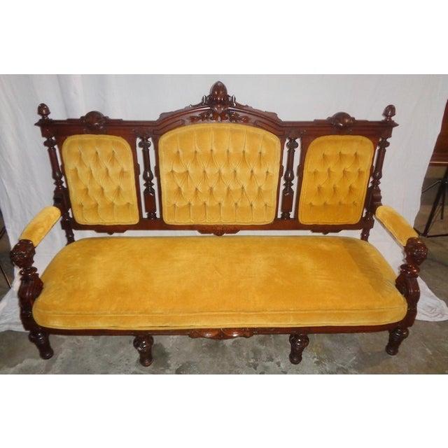 Edwardian Sofa - Image 3 of 4
