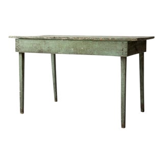 American Primitive Kitchen Table