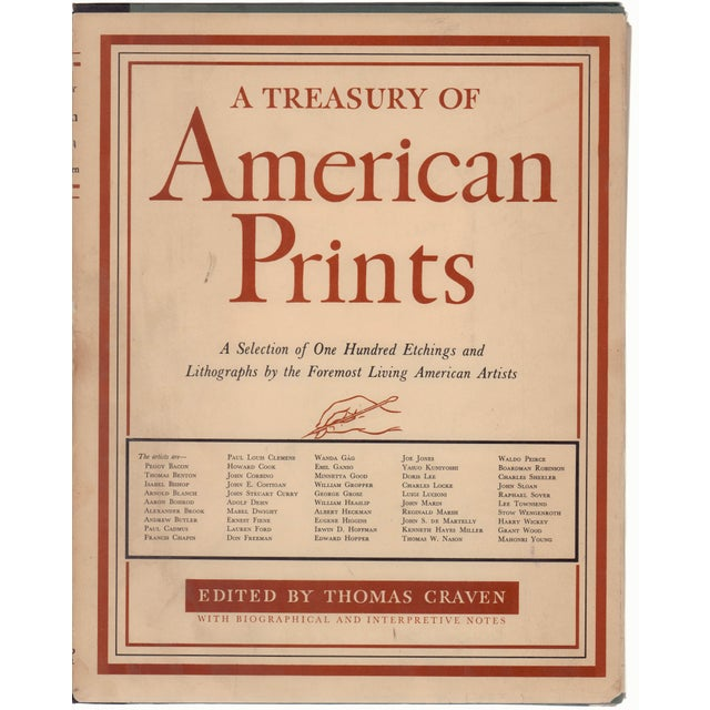 A Treasury of American Prints - Image 1 of 3