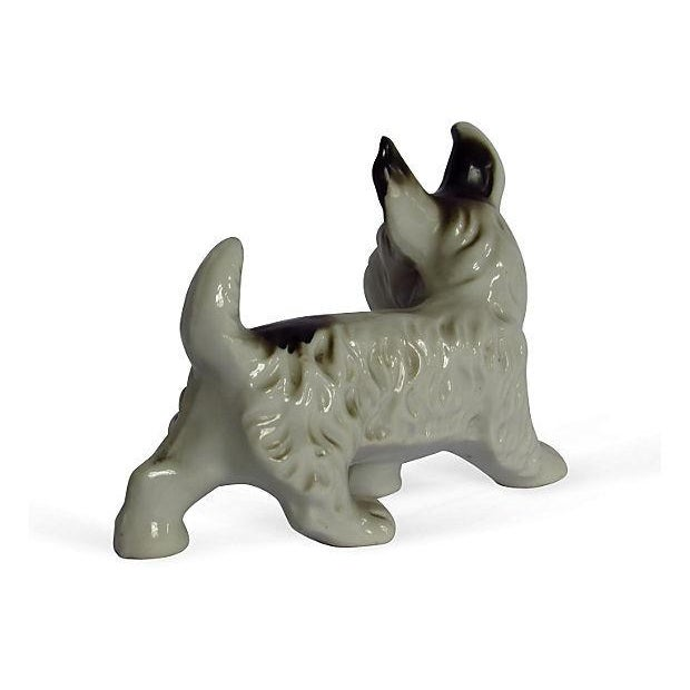 Image of Ceramic Scottish Terrier