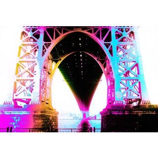 Fernando Natalici Brooklyn's Williamsburg Bridge Photograph