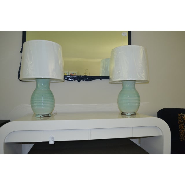 Carlyle Hotel Lamps, Pair - Image 5 of 5