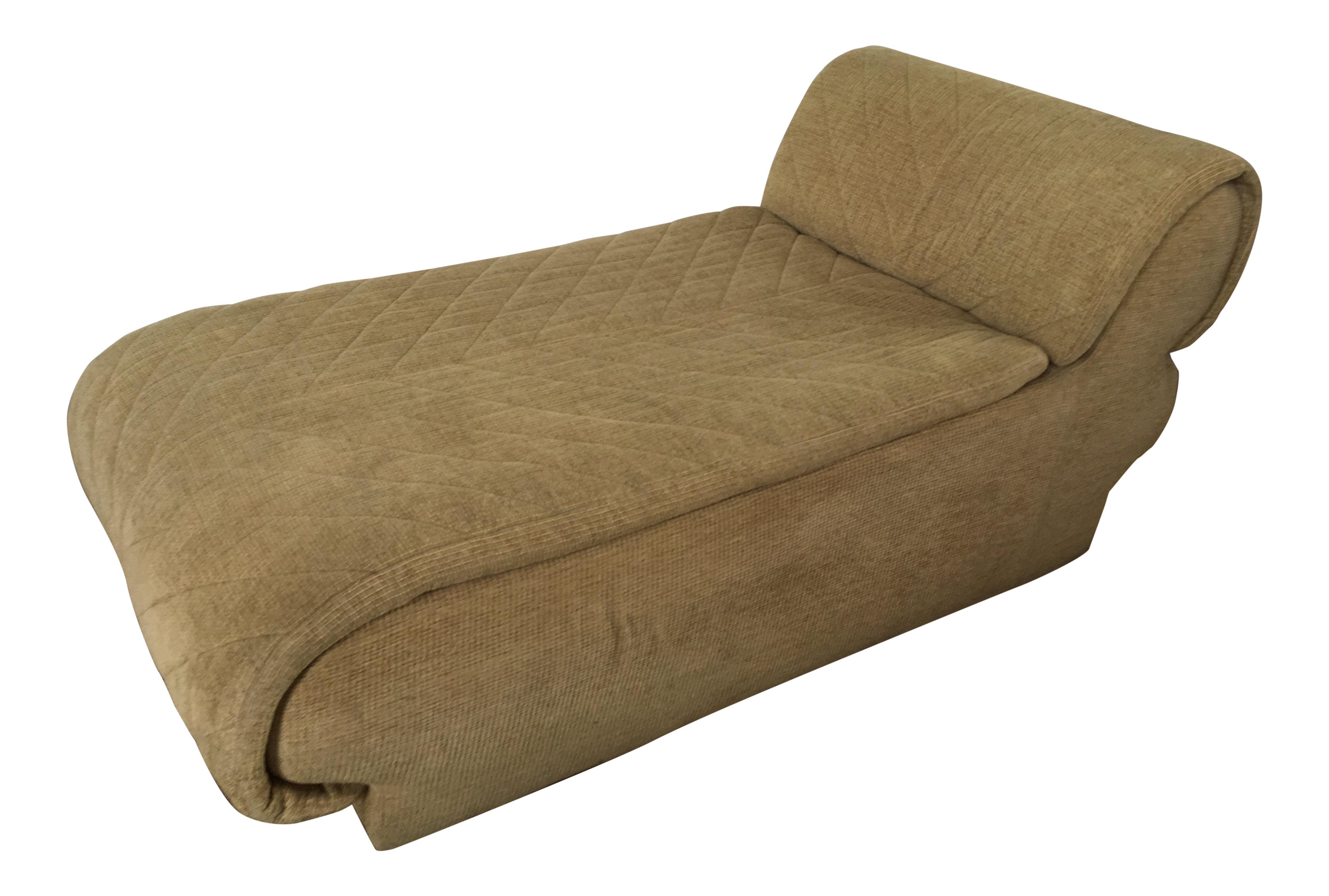 Superior Vintage Vladimir Kagan For Preview Furniture Chaise Lounge   Image 1 Of 9
