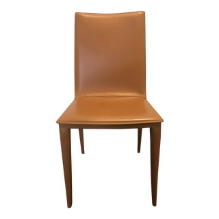 Bottega Leather Side Chair