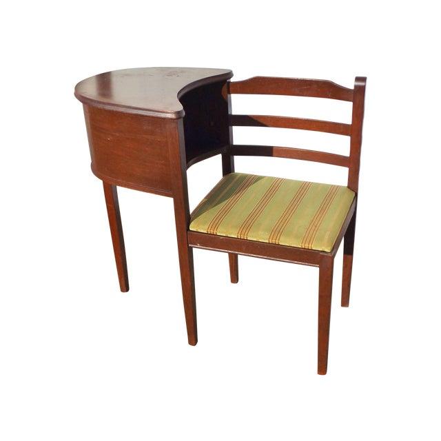 Vintage Telephone Chair Desk Chairish