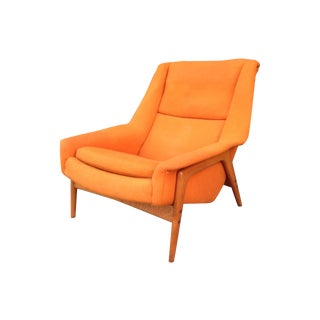Folke Ohlsen For D.U.X Lounge Chair