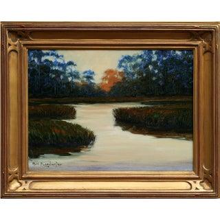 """Beach Bay Sunset"" by Max Flandorfer"