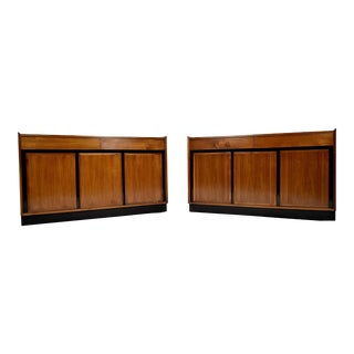 Mid-Century Modern Dillingham Credenzas - A Pair