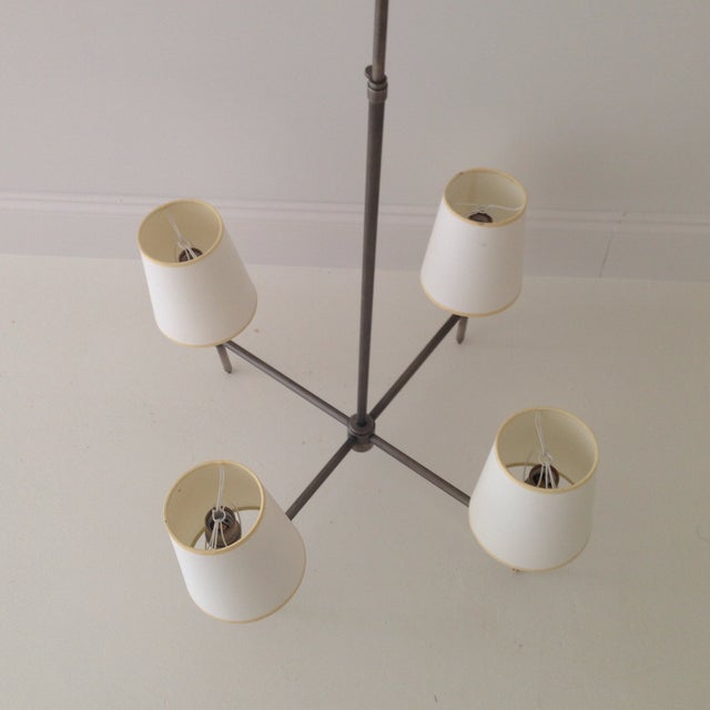 Visual Comfort Four-Light Chandelier - Image 3 of 11