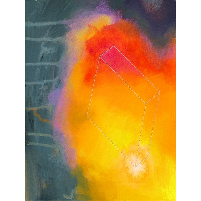 Abstract No. 40 Original Paintings - Image 3 of 3