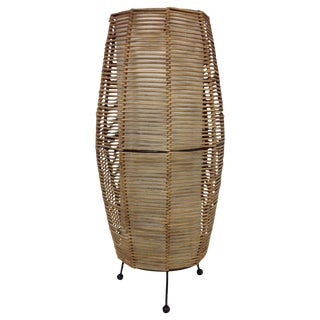 Cool Asian Modern Rattan Lamp