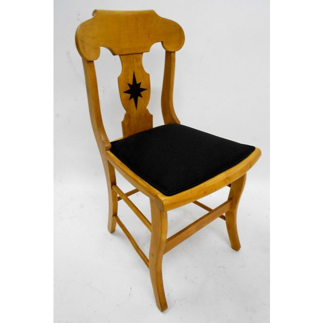 1920s Biedermeier Style Desk Chair - Image 2 of 7